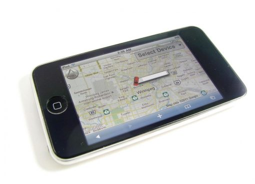 track a car with a cell phone