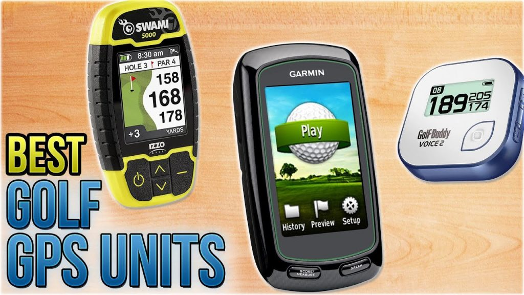 Best Golf GPS units
