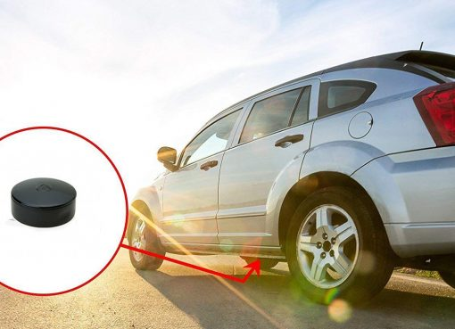 Find a GPS tracker no your car